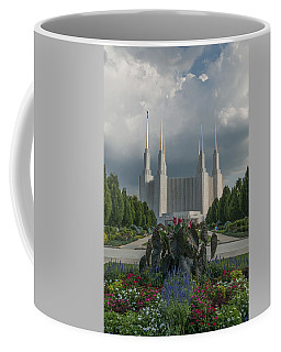 Summer Day At The Lds Coffee Mug