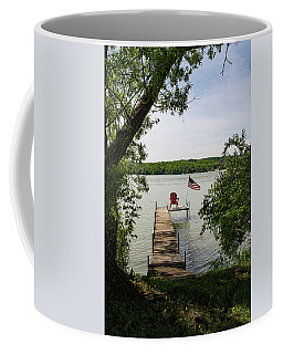 Summer Days On Lake Como Coffee Mug