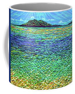 Summer Coffee Mug by Debbie Chamberlin