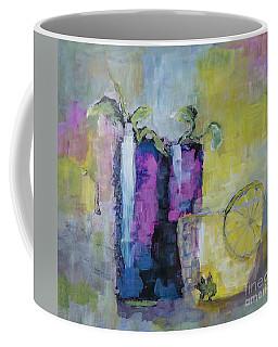 Summer Drinks Original Painting Coffee Mug