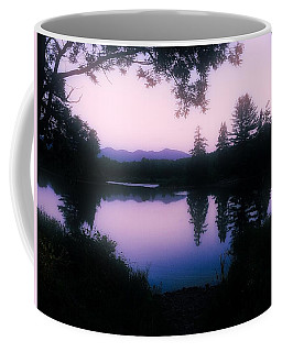Summer Evening In New Hampshire Coffee Mug