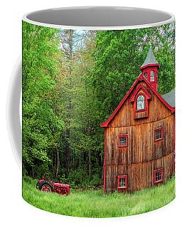 Summer Farm Coffee Mug by Lilia D