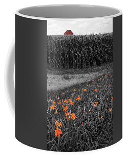 Coffee Mug featuring the photograph Summer Fields by Dylan Punke