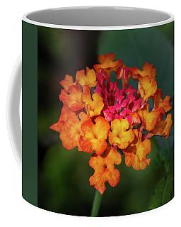 Summer Floral Colors Coffee Mug