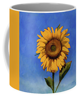 Coffee Mug featuring the painting Summer Fun by Billie Colson