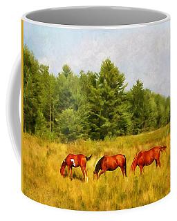 Summer Hay Burners Coffee Mug