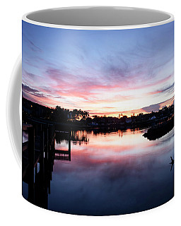 Coffee Mug featuring the photograph Summer House by Laura Fasulo