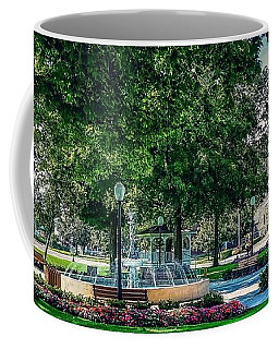 Summer In Juckett Park Coffee Mug