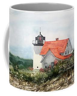 Summer In Maine Coffee Mug
