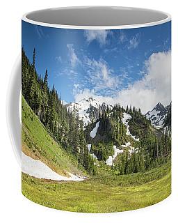 Summer In Olympic National Park Coffee Mug