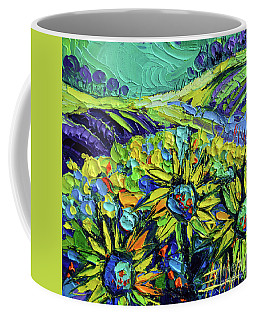 Summer In Provence Coffee Mug