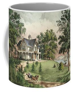 Summer In The Highlands, 1867 Coffee Mug