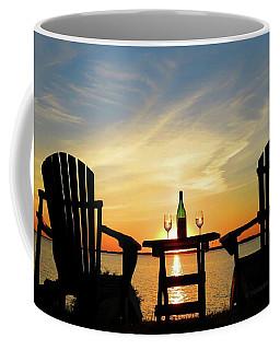 Summer In The River Coffee Mug