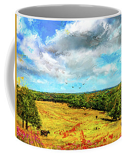 Summer Interlude -missouri Art Coffee Mug