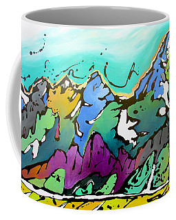 Summer Is Upon Us Coffee Mug