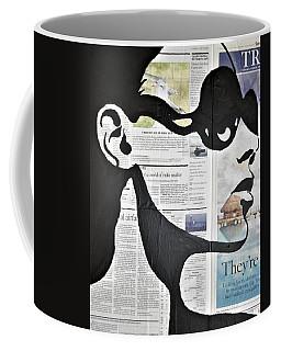 Summer Coffee Mug by Kruti Shah