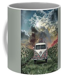 Summer Landscape 4 Coffee Mug