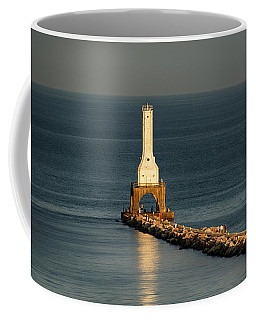 Summer Lighthouse Coffee Mug