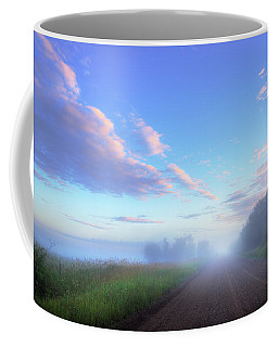 Summer Morning In Alberta Coffee Mug