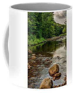 Summer Morning Williams River Coffee Mug