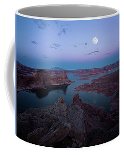 Coffee Mug featuring the photograph Summer Night by Edgars Erglis