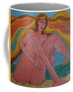 Summer Ocean Breeze  Coffee Mug