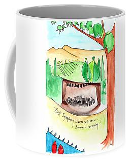 Summer On Britt Hill Coffee Mug