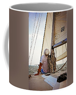 Summer On Lake Erie Coffee Mug
