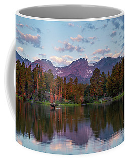 Summer On Sprague Lake Coffee Mug