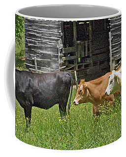 Summer Pasture Coffee Mug