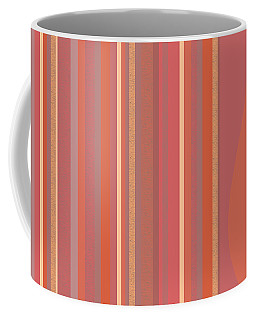 Coffee Mug featuring the digital art Summer Peach by Val Arie