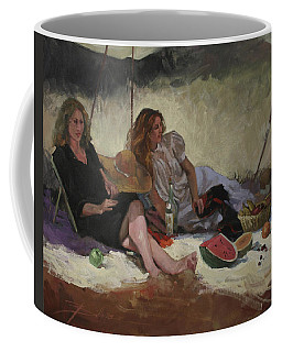 Summer Picnic Coffee Mug