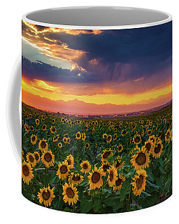 Summer Radiance Coffee Mug