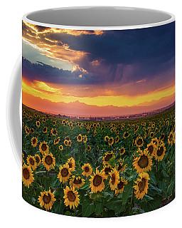 Coffee Mug featuring the photograph Summer Radiance by John De Bord