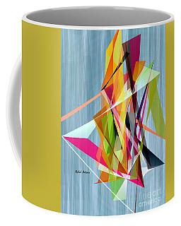 Coffee Mug featuring the digital art Summer  by Rafael Salazar
