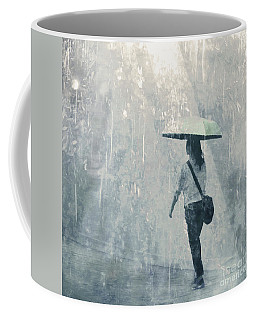 Summer Rain Coffee Mug