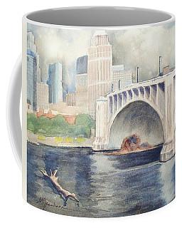 Summer Rain Coffee Mug by Marilyn Jacobson