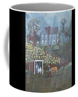 Summer Rain Coffee Mug