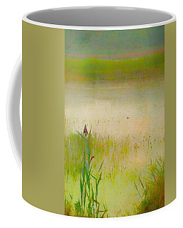 Summer Reeds Coffee Mug by Catherine Alfidi