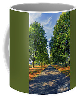 Summer Road Coffee Mug by Ian Mitchell