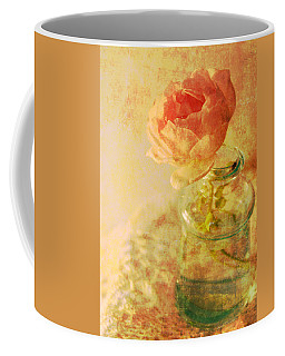 Summer Rose Coffee Mug by Catherine Alfidi
