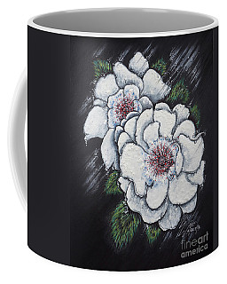 Summer Roses Coffee Mug by Scott and Dixie Wiley