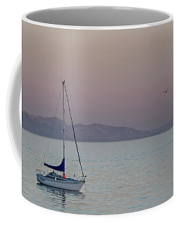 Summer Sailing Coffee Mug
