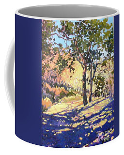 Summer Shadow Coffee Mug