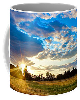 Summer Skies Coffee Mug