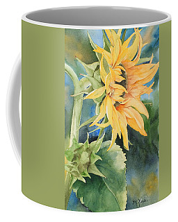 Summer Sunflower Coffee Mug