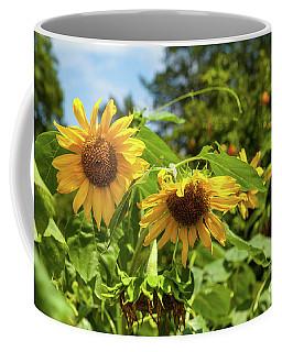Summer Sunflowers Coffee Mug