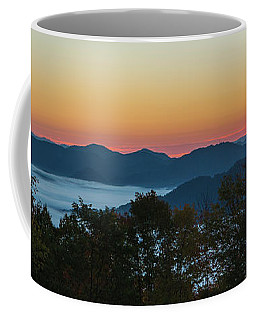 Summer Sunrise - Almost Dawn Coffee Mug