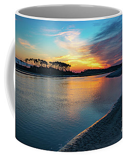 Summer Sunrise At The Inlet Coffee Mug
