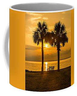 Summer Sunrise - Charleston Sc Coffee Mug